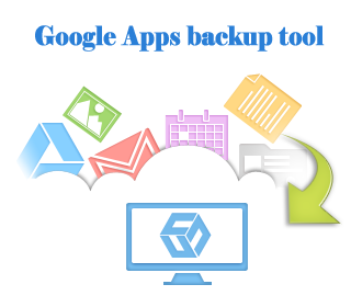 Google Apps Backup using CubeBackup